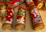Firecrackers Ornaments