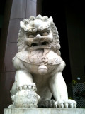 The Big Stone Lion