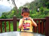 A Little Photographer