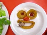 nestor's food face