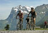 the fun of mountain bike