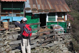 Paparazzi in Annapurna valley