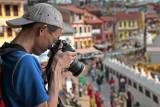 Phototgrapher in Nepal