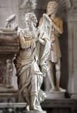 Angel in St.-Laurentius-Kathedrale in Trogir