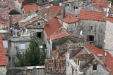 Roofwalking in Trogir