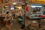 hawker's food stall