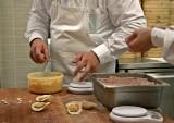 preparing chinese dumplings