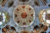 Klosterkirche (Innenansicht) / Interior church of Muri Abbey