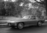 The All New Chevrolet Corvette