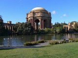 Palace of Fine Arts and Pond