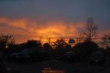 Sunrise Over Courts