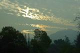 Unusual Morning  Sky