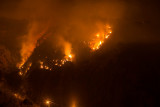 Wildfire in Madeira
