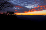 Last Hint of Sunset