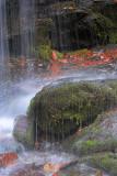 Winter Mossy Waterfall