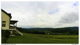 1X5 pano of house and hills