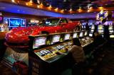 Win a Corvette at Four Queens Casino