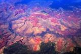 Grand Canyon on Flight to Vegas