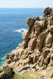 stories in stone- one of many granite formations