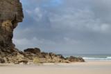 Chapel Porth low tide