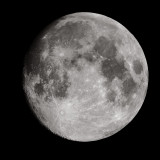 about 96% of moon
