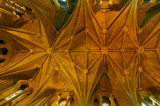 chancel roof vaulting