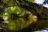 bridge over Stonethwaite Beck
