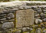 bridge inscription, Rossthwaite