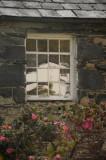 cottage window, Rossthwaite