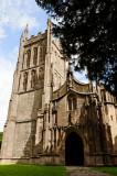 St Andrew's church, Mells Somerset