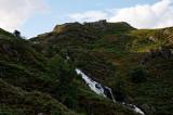 waterfall below Easdale Tarn
