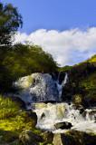 waterfalls below Easedale tarn 1