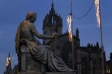David Hume, Royal Mile