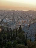 Pireus from Filopáppus Hill