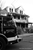 Store Fire / 1317 East Main St / Bridgeport CT / Jan 2012