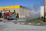 Dumpster Fire / Furniture Row / Milford CT / April 2012