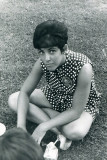 Karen July 1968 - Is that a Barbra Streisand Hairdo.jpg