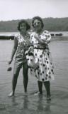 A couple of bathing beauties - Mom and Karen.jpg
