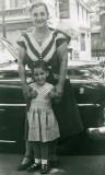 Two Beautiful dressess - Karen and Grandma Mollie.jpg