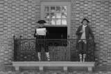 Williamsburg in Black & White