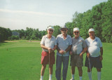 Dad and the boys hit the links.jpg