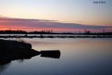 Dawn at Empty Boathouse