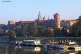 First Daylight on the Wawel