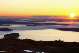 Acadia's sunrise