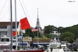 At Newport's Marina