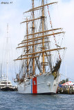 CG tall ship