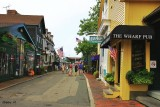 Strolling the streets of Newport