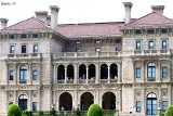 The Breakers Mansion Close Up