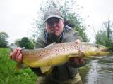 Spruce Creek, Pennsylvania Trout Fishing - May, 2011