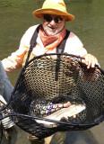 Spruce Creek, Pennsylvania Trout Fishing - June, 2012